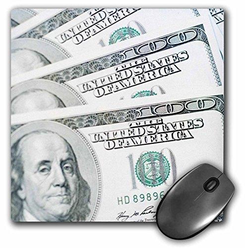 Uns Geld, Währung, 100bills-co04rti0000–Rob Hut–Maus Pad von Tilley, 8von 20,3cm (MP 73452_ 1)