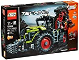Lego 42054 Technic Claas Xerion 5000 TRAC VC, Fortgeschrittenes Bauset