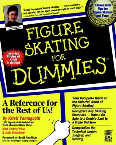 Figure Skating For Dummies por Kristi Yamaguchi