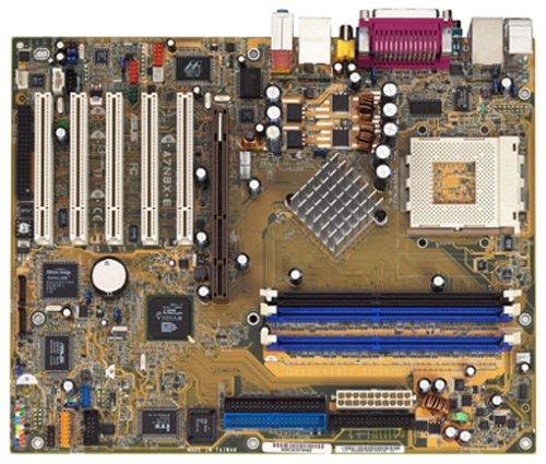 Asus A7N8X-E Deluxe Sockel A ATX Sound, Gigabit-LAN, FW, SATA-RAID Motherboard