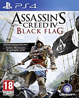 Assassin's Creed IV : Black Flag - édition day one (B00CYKF5Q8) | Amazon price tracker / tracking, Amazon price history charts, Amazon price watches, Amazon price drop alerts