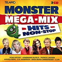Monster Mega-Mix,Hits Non-Stop [Import allemand]