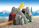 BRIO World 33481 Magischer Tunnel – Eisenbahnzubehör für die BRIO Holzeisenbahn – Kleinkinderspielzeug mit Effekten empfohlen für Kinder ab 3 Jahren Test