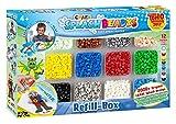 Craze 10006 - Splash Beadys Refill Box Boys, mit Perlen und Zubehör