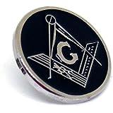 PinMaze Masonic Square - Compasses Freemason
