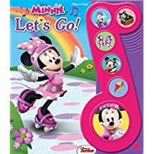 Minnie Mouse Musical Book (Disney Minnie: Play-a-song)
