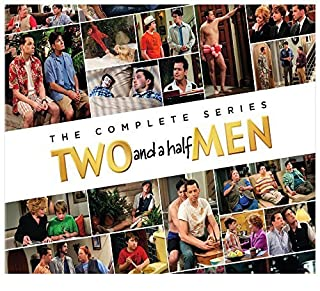 Two and a Half Men Complete Series (DVD) by Various (B01GWDGKT8) | Amazon price tracker / tracking, Amazon price history charts, Amazon price watches, Amazon price drop alerts