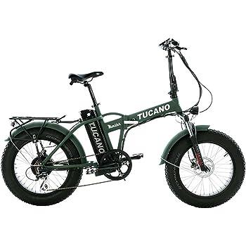 Tucano Bikes Monster 20 Limited Edition. Bicicleta Eléctrica Plegable 20