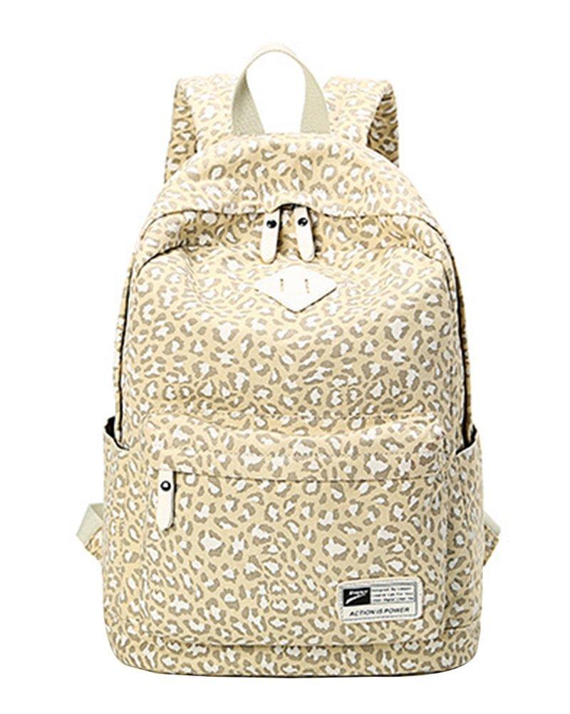 mochilas converse leopardo