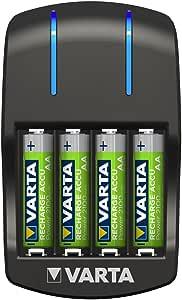 Varta Plug LADER +4 AA AKKUS 2100MAH