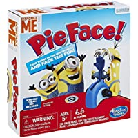 BargainPlace01 Pie Face – Hasbro Despicable Me Minions - Kids and Family Game Night Funny House Party Group Showdown Ideas Minions