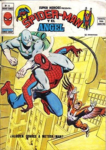 Spiderman y el Angel numero 10