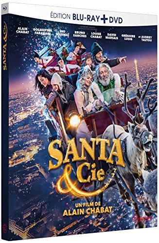 Santa & Cie [Blu-ray] [Combo Blu-ray + DVD]