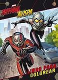 Ant-Man y la Avispa. Libro para colorear (Marvel. Los Vengadores)