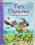 Flora Flitzebesen (Bd. 1): Das Geheimnis im Hexenwald