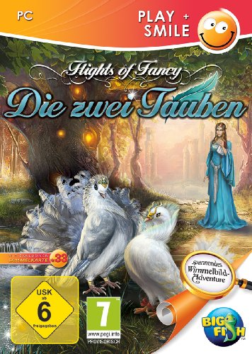 Flights of Fancy: Die zwei Tauben