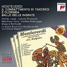 Monteverdi: Il Combattimento Di Tancredi E Clorinda, Sv. 153