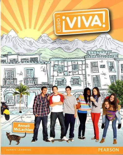 Viva! Pupil Book 1: Written by Anneli Mclachlan, 2013 Edition, (1st Edition) Publisher: Pearson Education [Paperback]