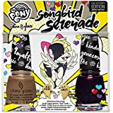 China Glaze Mon Petit Poney Songbird Serenade kit, 214 ml