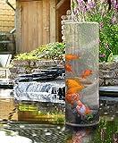 Ubbink FishTower 50 Fischsäule Fischturm Acryl H 50cm + Sockel