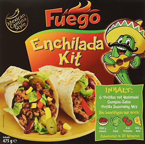 Fuego Enchilada Kit, 2er Pack (2 x 475 g)