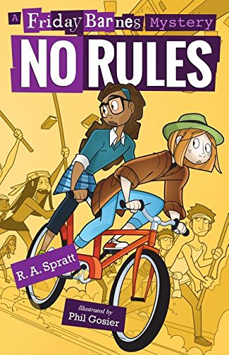 No Rules: A Friday Barnes Mystery (Friday Barnes Mysteries)