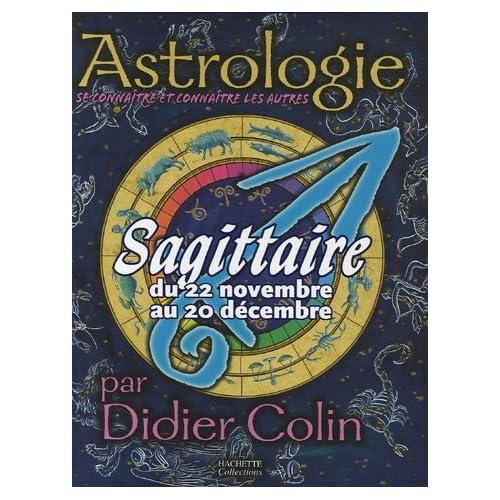 Sagittaire : Du 22 novembre au 20 décembre