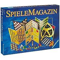 Ravensburger-26301-Spielesammlung-SpieleMagazin Ravensburger Spiele 26301 – SpieleMagazin -