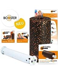 blackroll-orange BOOSTER-Set STANDARD (inkl. Standard-Rolle, BOOSTER Booklet, Übungs-DVD, Übungs-Booklet)