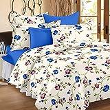 Ahmedabad Cotton 2 Piece Cotton Duvet Cover Set - 60 x 90 inches (Beige, Blue, Green)