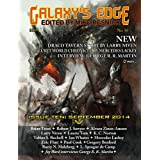 Galaxy's Edge Magazine: Issue 10, September 2014 (Galaxy's Edge) (English Edition)