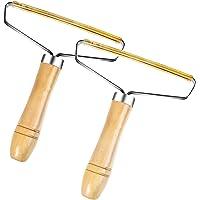 Zeemuuloo 2pcs Rasoirs Anti-Bouloches Décapant de Peluches Portable Lint Remover Brosse Vetement Anti Peluche Machine…