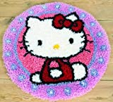 Vervaco PN-0147570 Formteppich Hello Kitty