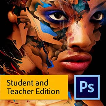 Adobe Photoshop Extended CS6,  Student and Teacher Edition (PC) [Download]