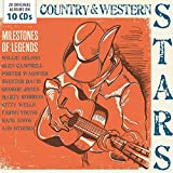 Country & Western Stars - Milestones Of Legends