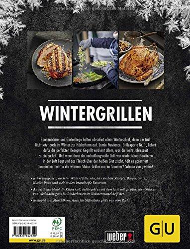 61Z3ZUXeq0L - Weber's Wintergrillen: Die besten Rezepte (GU Weber's Grillen)