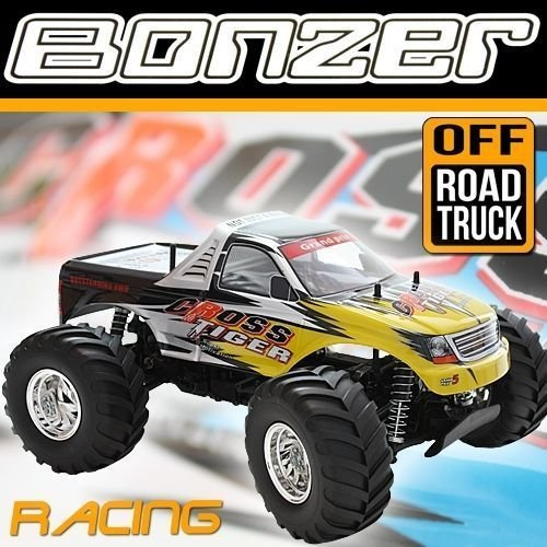OCS.tec HBX Monstertruck Bonzer Tiger - 8