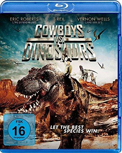 Cowboys vs Dinosaurs (2015) ( ) (+ UV Copy) (Blu-Ray) (Cowboy Rib)