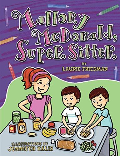 Mallory McDonald, Super Sitter (English Edition) -