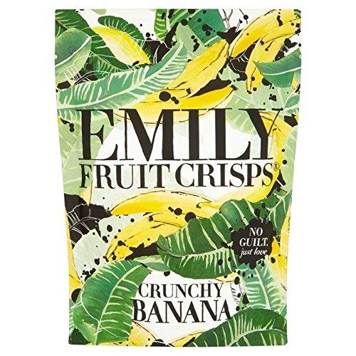 Emily Banane Frucht Chips 35G (Bananen-schokolade-chips)