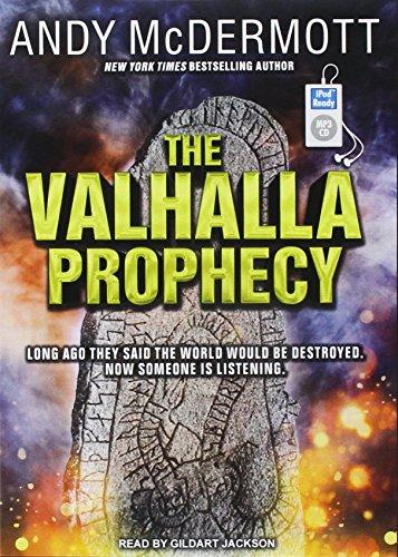 The Valhalla Prophecy (Nina Wilde/Eddie Chase)