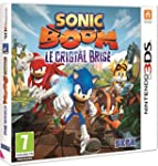 Sonic Boom : le cristal bris�