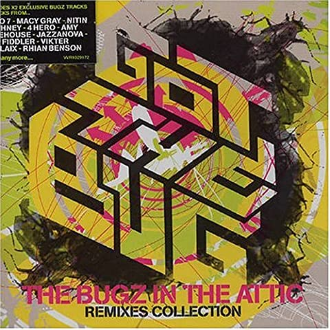 The Bugz In The Attic Remixes Collection - Got The Bug