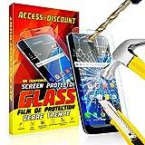*** INCASSABLE A&D*** FILM PROTECTION Ecran en VERRE Trempé pour SAMSUNG GALAXY A5 2016 filtre protecteur d'écran INVISIBLE & INRAYABLE vitre SOLIDE pour Smartphone A 5 SM-A510F 3G 4G