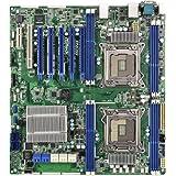 Asrock EP2C602Server Mainboard (Sockel 2011, Intel C602, DDR3, S-ATA 600, SSI EEB)