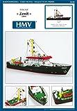 HMV 3430 Kartonmodell Peilschiff Zenit (2004)