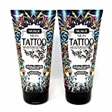Nuage Skin Tattoo (2 Pack) Tattoo Moisturiser and Aftercare Lotion