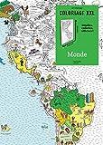 Coloriage XXL Monde