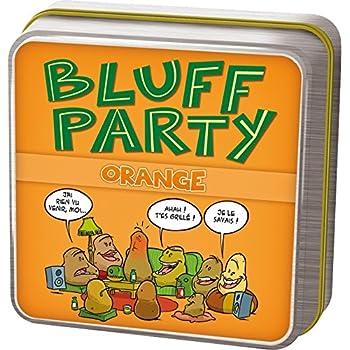 Asmodée JP29 - Jeux d'ambiance - Bluff party