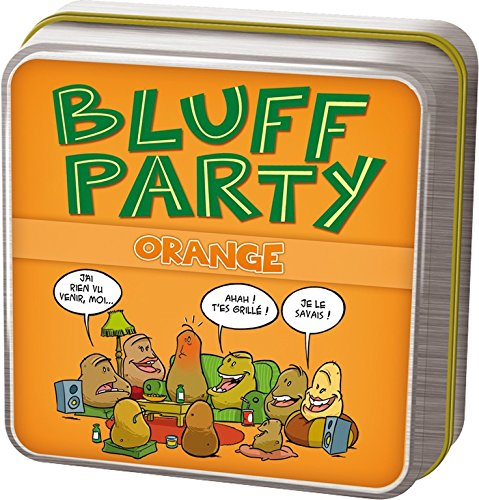 ASMODEE - BLUFF PARTY (IMPORTADO DE FRANCIA)